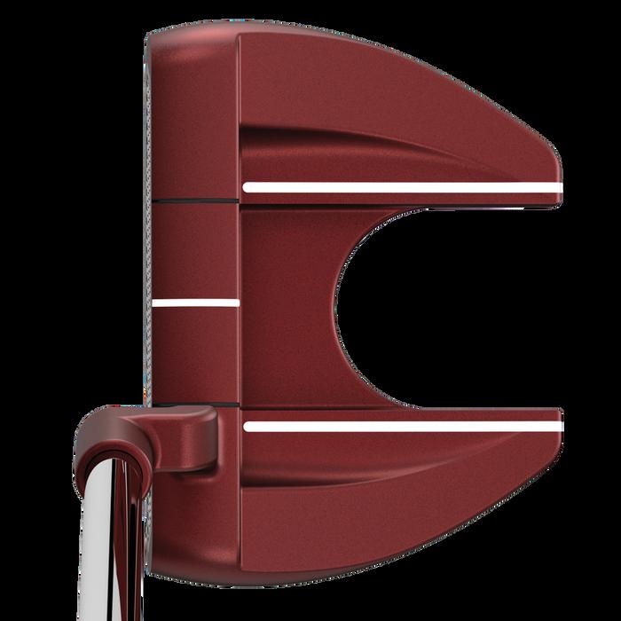 Odyssey O-Works Red V-Line Fang CH Putter
