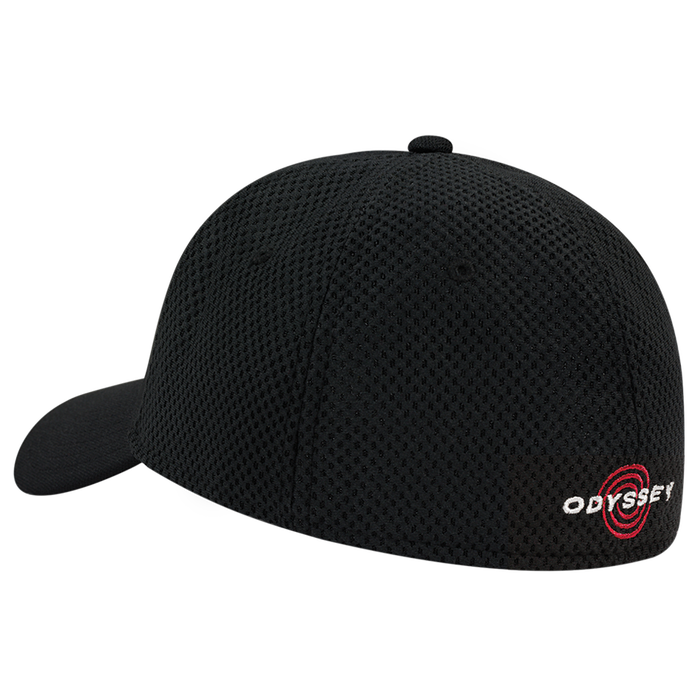Mesh Fitted Cap
