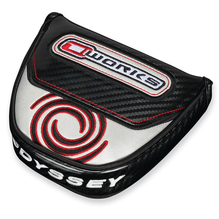Odyssey O-Works Red Jailbird Mini S Putter