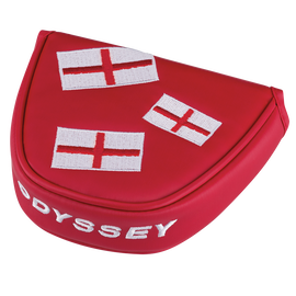 Odyssey England Mallet Headcover