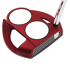 Odyssey O-Works Red 2-Ball Fang Putter