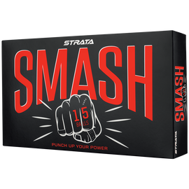 Strata Smash Golf Balls - 15 Pack