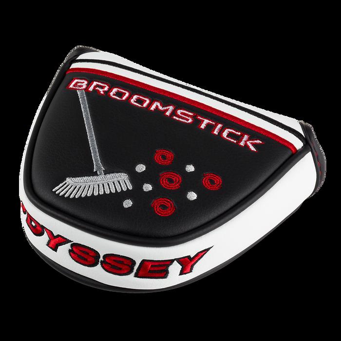 Odyssey Broomstick 2-Ball Putter