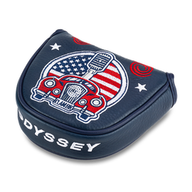 Limited Edition Odyssey June Major Mallet Headcover